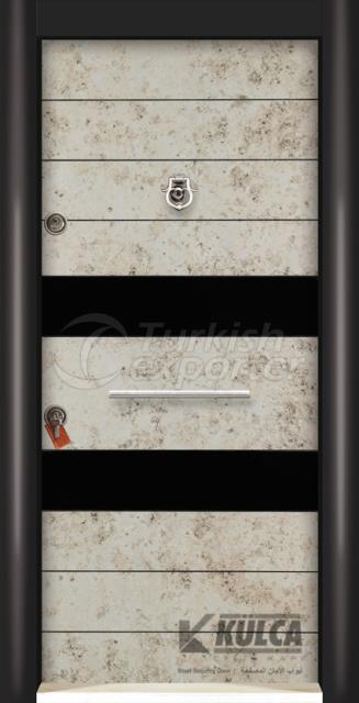 Y-1254 (LAMİNATE STEEL DOOR)