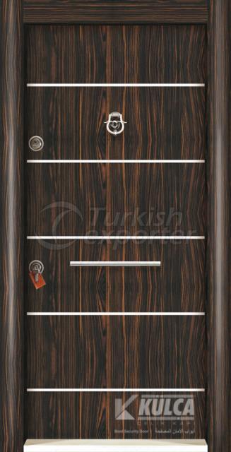 Y-1272 (LAMİNATE STEEL DOOR)