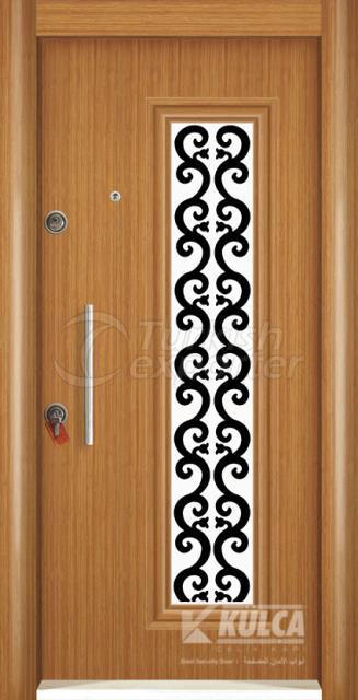 Z-9066 (Exclusive Steel Door)