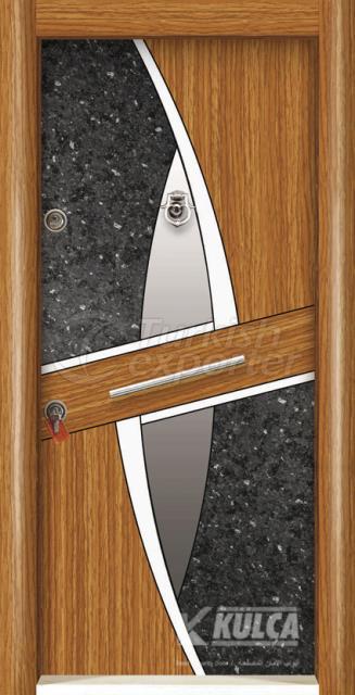Y-1219 (LAMİNATE STEEL DOOR)