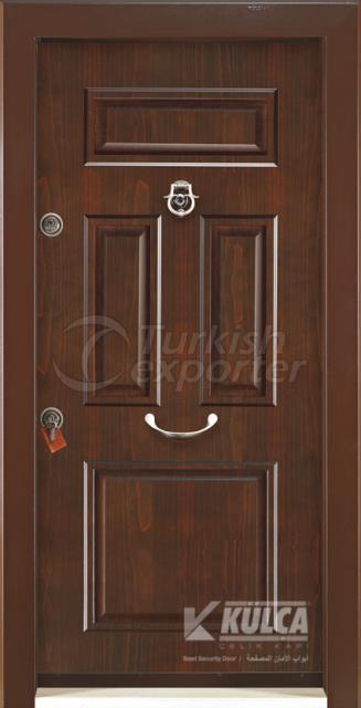 E-8007 ( Panel Steel Door )
