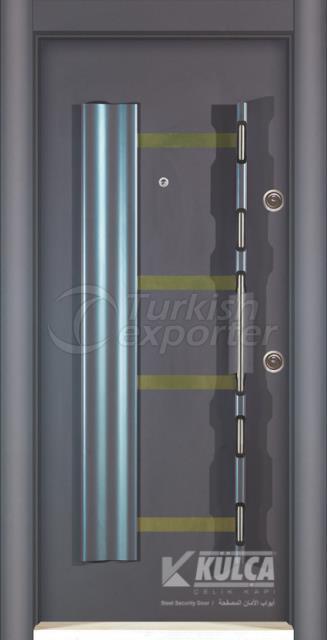 Z-9010 (Exclusive Steel Door)