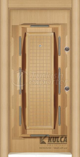Z-9015 (Exclusive Steel Door)