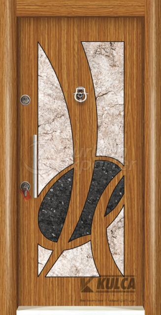 Y-1213 (LAMİNATE STEEL DOOR )