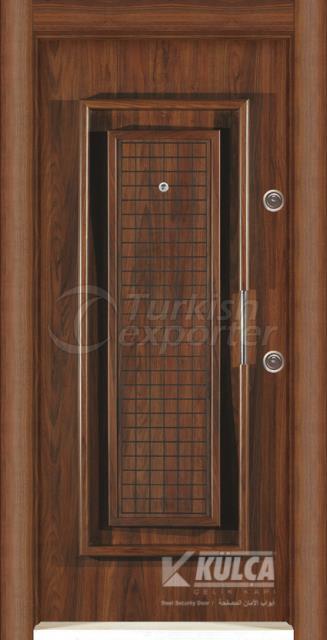 Z-9013 (Exclusive Steel Door)