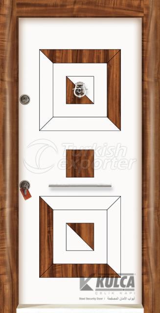 Y-1261 (LAMİNATE STEEL DOOR)