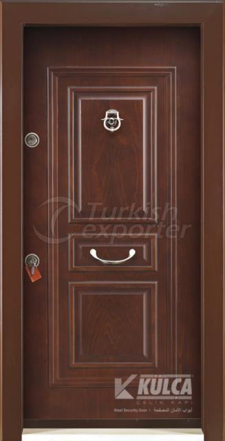 E-8012 (Panel Steel Door)