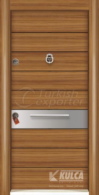 Y-1257 (LAMİNATE STEEL DOOR)