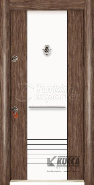 Y-1296 (LAMİNATE STEEL DOOR)