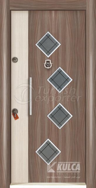Z-9056 (Exclusive Steel Door)