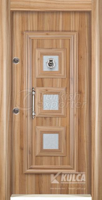 Z-9073 (Exclusive Steel Door)