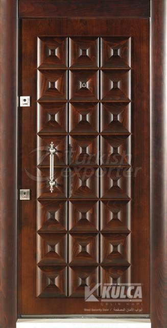 Z-9042  (Exclusive Steel Door)