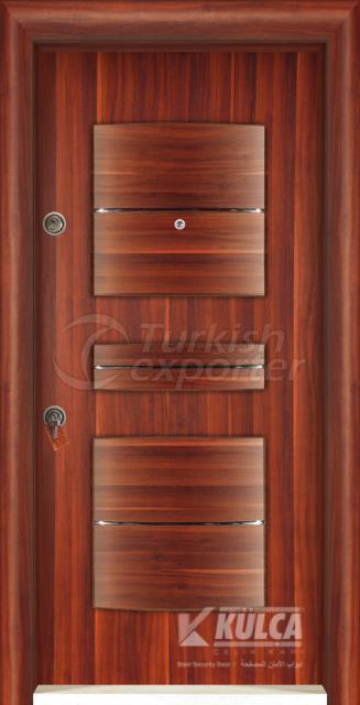 Z-9020 (Exclusive Steel Door)