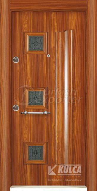 Z-9006 (Exclusive Steel Door)
