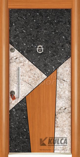 Y-1206 ( LAMİNATE STEEL DOOR )