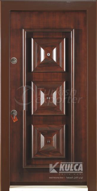 E-8017 ( Panel Steel Door )