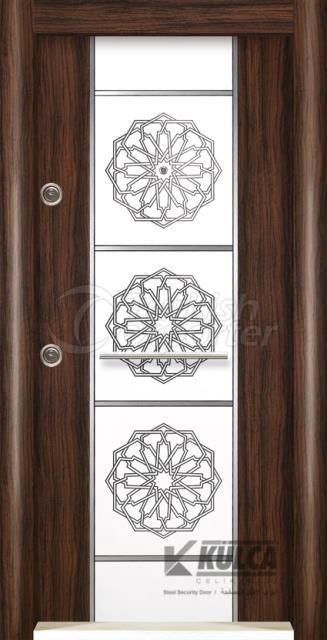 Y-1304 (LAMİNATE STEEL DOOR)