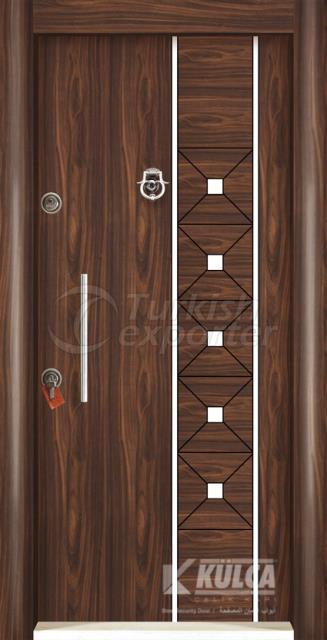 Y-1280 ( LAMİNATE STEEL DOOR )