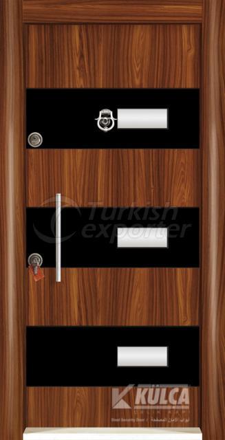Y-1234 (LAMİNATE STEEL DOOR )