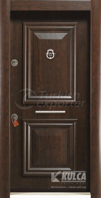 Z-9060 Exclusive Steel Door
