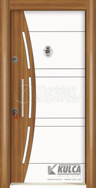 Y-1241 (LAMİNATE STEEL DOOR)