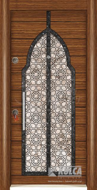 Y-1201 (LAMİNATE STEEL DOOR )