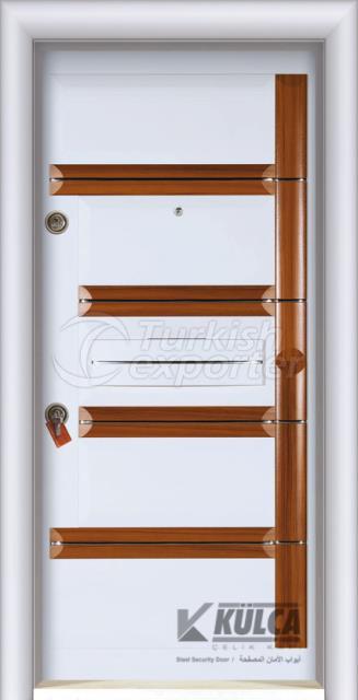 Z-9018  (Exclusive Steel Door)