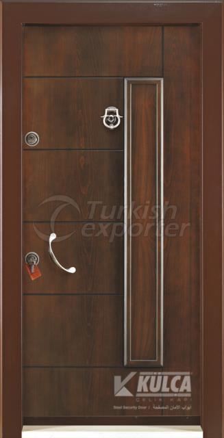 E-8011 ( Panel Steel Door )
