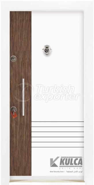 Y-1310 ( LAMİNATE STEEL DOOR )