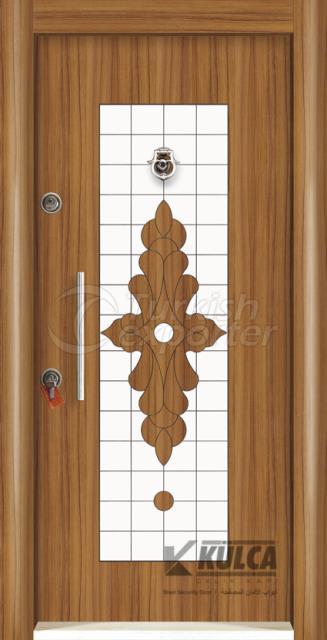 Y-1298 ( LAMİNATE STEEL DOOR )