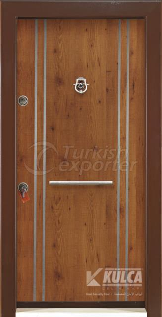 Y-1307 (LAMİNATE STEEL DOOR)