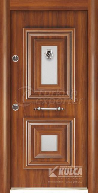 Z-9046 (Exclusive Steel Door)