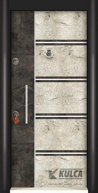 Y-1250 (LAMİNATE STEEL DOOR)