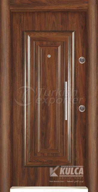 Z-9061 Exclusive Steel Door