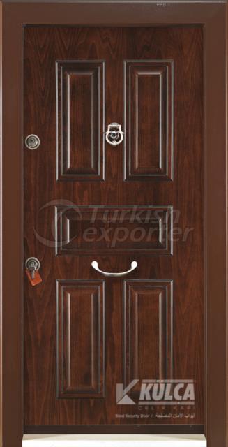 E-8006  ( Panel Steel Door )