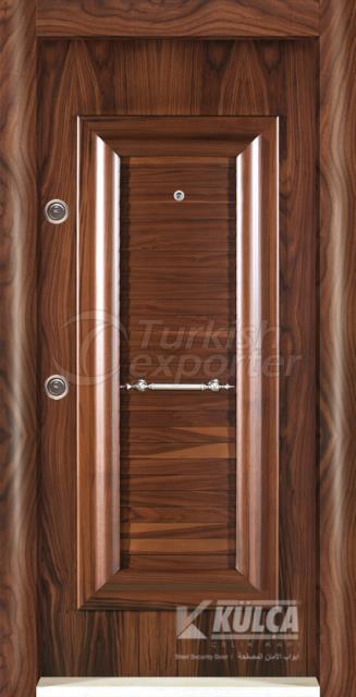 (Exclusive Steel Door) Z-9029