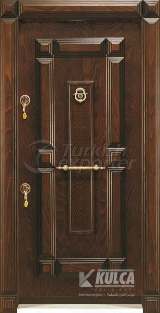 Z-9034 (Exclusive Steel Door)