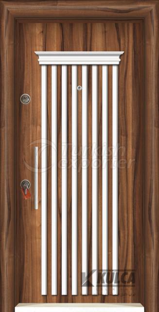 Z-9078 (Exclusive Steel Door)