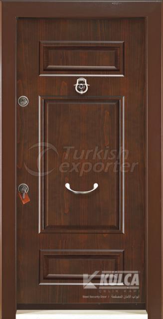 E-8010 ( Panel Steel Door )