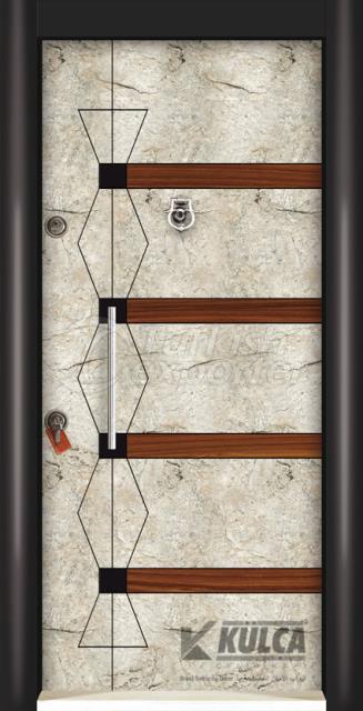 Y-1253 (LAMİNATE STEEL DOOR)