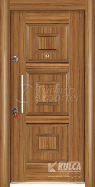 Z-9068 (Exclusive Steel Door)