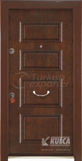 E-8008 ( Panel Steel Door )