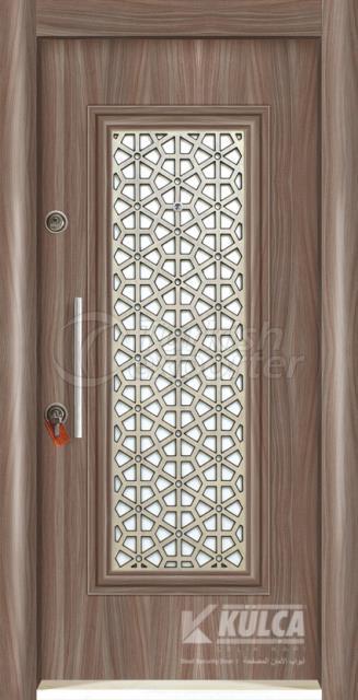 Z-9063 Exclusive Steel Door