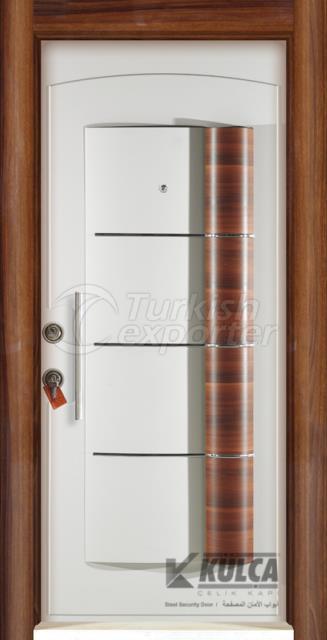Z-9058 (Exclusive Steel Door)