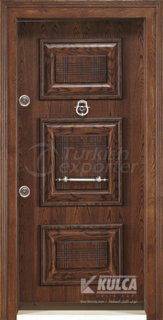 Z-9038 (Exclusive Steel Door)