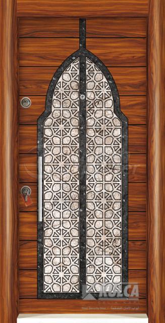 Y-1200 ( LAMİNATE STEEL DOOR )