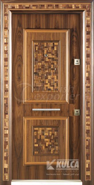 Z-9001 (Exclusive Steel Door)