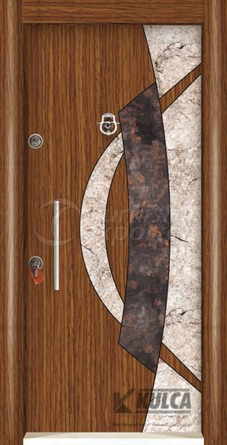 Y-1217 (LAMİNATE STEEL DOOR)