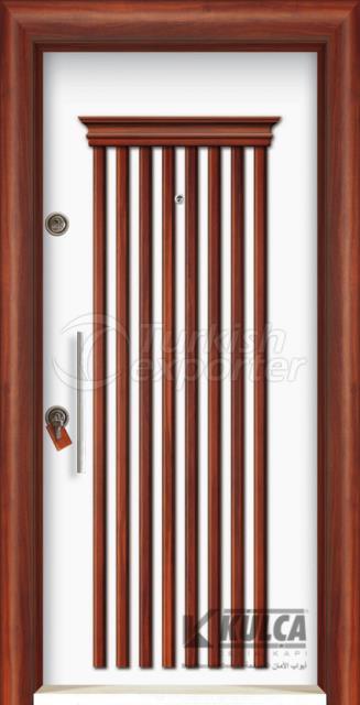 Z-9077 (Exclusive Steel Door)
