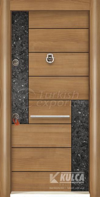 Y-1208 (LAMİNATE STEEL DOOR )